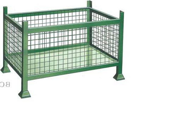 PALLET AND CAGE PALLET